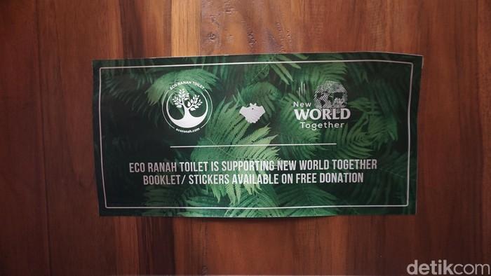 Proses aerob ini bertujuan untuk mengurangi pemakaian air sehingga lebih ramah lingkungan juga mengurangi bau yang dihasilkan. (Foto: Khadijah Nur Azizah/detikHealth)