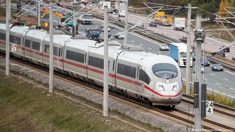 Polisi Austria dan Jerman Gagalkan Rencana Serangan Teror Kereta Api ICE