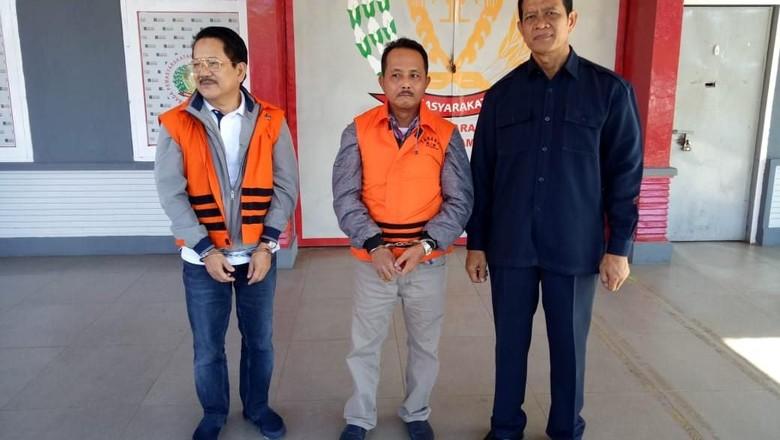Segera Disidang, Penyuap Bupati Mesuji Dipindah ke Lampung