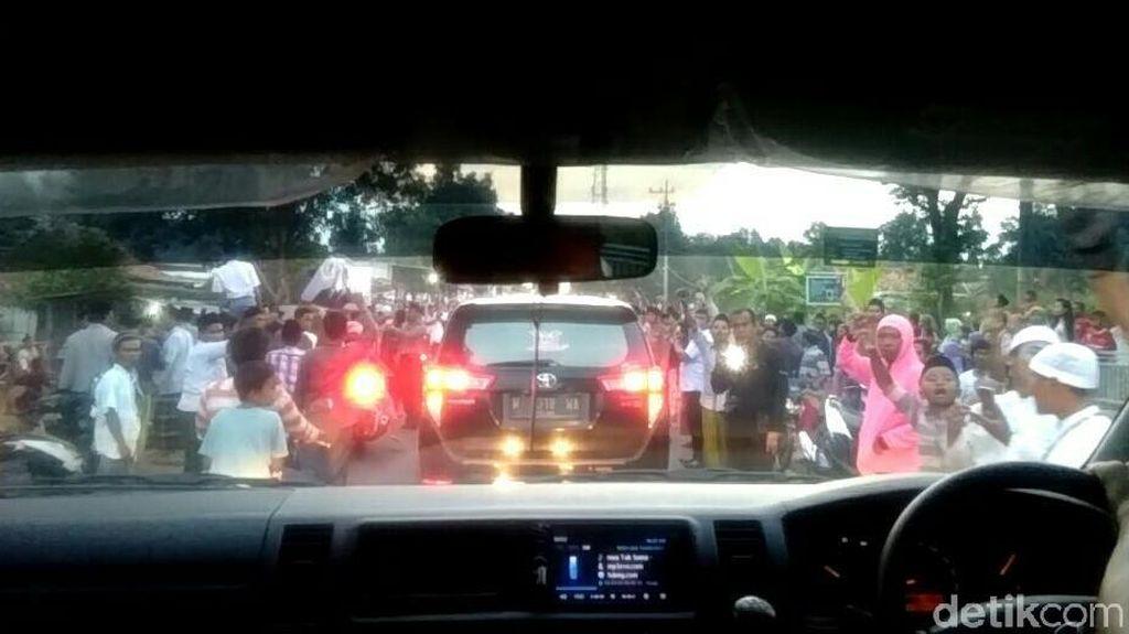 Bupati Jelaskan Penghadangan Maruf Amin di Pamekasan: Tak Ada Adu Fisik