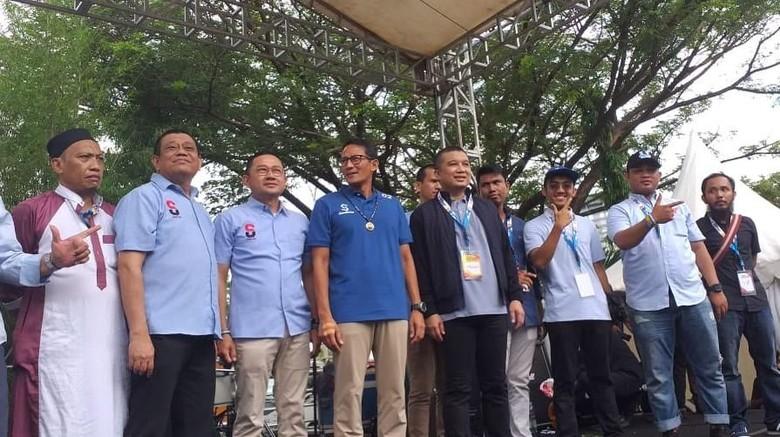 Dampingi Sandi di Makassar, Erwin Aksa: Sekarang Bukan Zaman Kolonial
