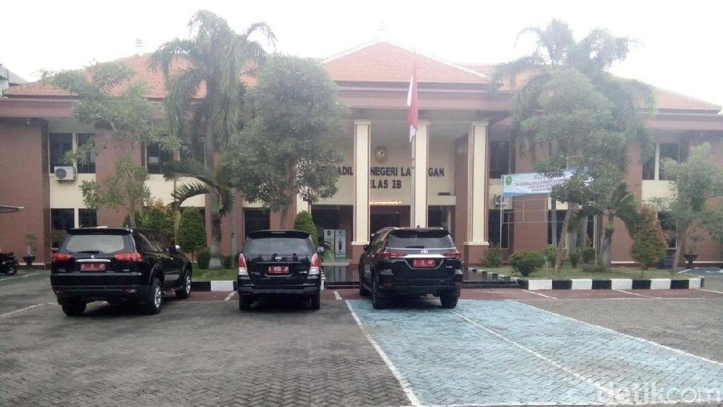 Saddil Ramdani Jalan Sidang Perdana Dugaan Penganiayaan di Lamongan