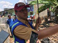 Kasudin Dinas SDA Jakarta Selatan Holi Susanto