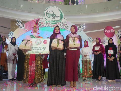 Mengenal Tissa, Finalis Sunsilk Hijab Hunt 2019 yang Jago Main Sexophone