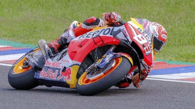Marquez Bingung Bisa Jatuh di MotoGP Amerika Serikat 2019
