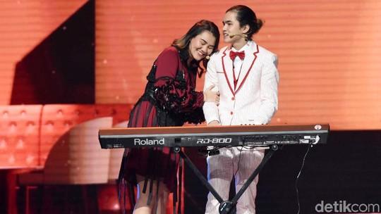Friendzone! Aaliyah Massaid Sebut Dul Hanya Teman