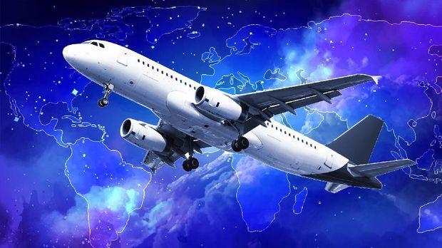 Tarif Baru, Ini Harga Tiket Pesawat Rute Favorit dari Jakarta