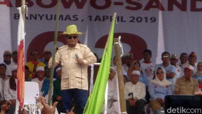 Prabowo: Ada Elite Bunglon, Siapa Pun Berkuasa Dia yang Menikmati
