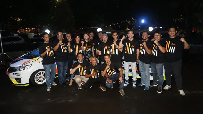 ABM Motorsport meluncurkan tim untuk ISSOM 2019 (Resha Pratama/detikSport)