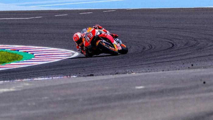 Marc Marquez, raja MotoGP Amerika Serikat. (Foto: Rafael Marrodan/REUTERS)