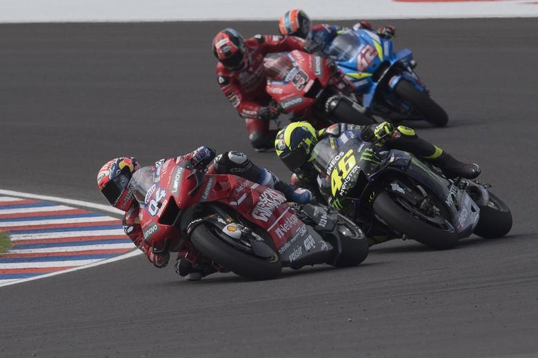 MotoGP Argentina. Foto: Mirco Lazzari gp/Getty Images