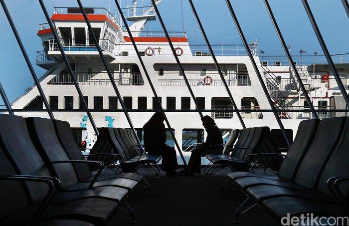 Dermaga Eksekutif Merak-Bakauheni menjadi salah satu pilihan para penumpang yang akan menyeberang dari dan ke Pulau Jawa/Sumatera.