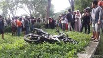 Bocah 13 Tahun Ngebut Bawa Motor, Tewas Setelah Tabrak Pembatas Jalan