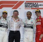 Mercedes Khawatirkan Kebangkitan Ferrari di GP China
