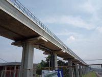 LRT Jabodebek Cibubur-Cawang