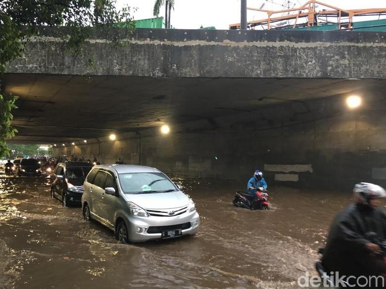 Sebab Banjir Kalimalang, Bukan LRT tapi Pompa yang Kurang