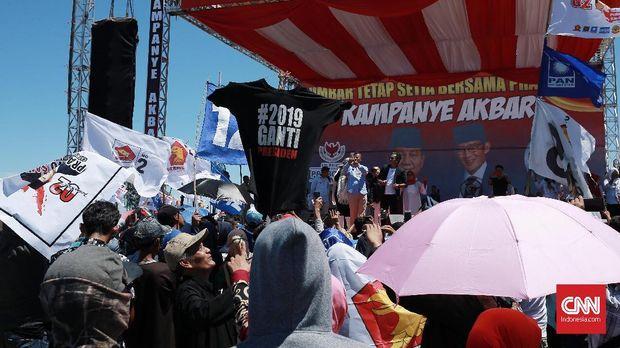 Kombinasi 'ABS-SBK' dan Hoaks, Penyebab Jokowi Keok di Sumbar