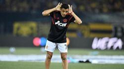 Alexis Sanchez Malam Tadi: Main 16 Menit, Sekali Sentuh Bola, Dibayar Rp 1,3 M