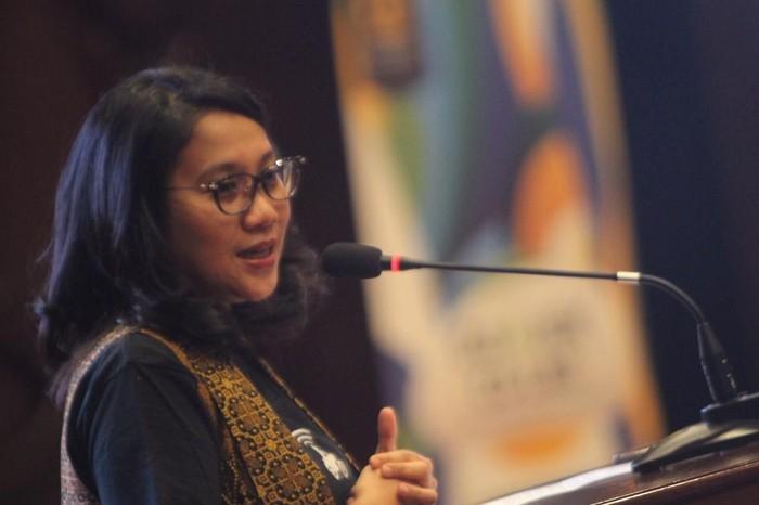 Chief of Corporate Affairs Go-Jek Indonesia, Nila Marita (Foto: Go-Jek Indonesia)