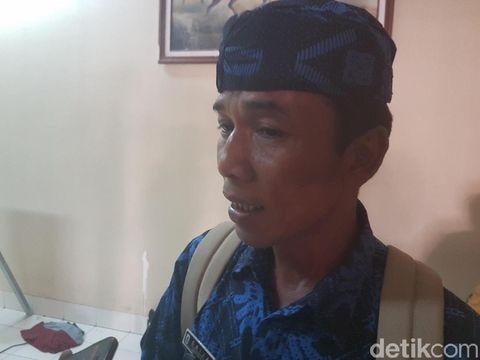Kepala Desa Kanekes Jaro Saija.