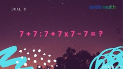 Soal UNBK Matematika 2019 ini dianggap lebih menguras pikiran dibanding mata pelajaran bahasa Indonesia yang diujikan pada hari pertama UNBK. Kalau yang ini?