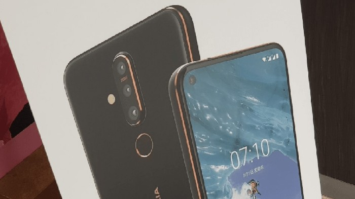 Nokia X71. Foto: Istimewa