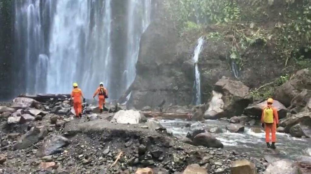 Air Terjun Tiu Kelep Masih Tutup, Wisatawan Jangan Mendekat