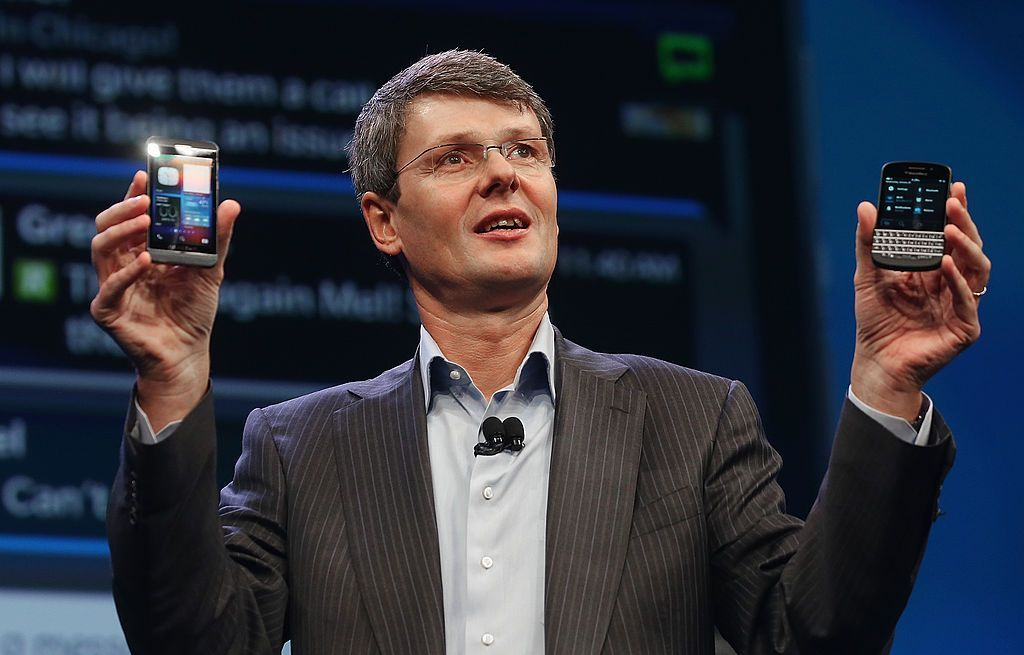 BlackBerry Z10, Ponsel Keren yang Gagal Lawan iPhone & Android