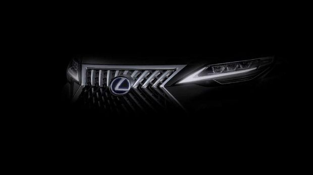 Lexus Ungkap Nama MPV Baru Berbasis 'Alphard'