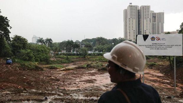 OJK Akhir Punya Gedung Sendiri, Letaknya di SCBD