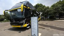 Scania Siapkan 2 Bus Khusus untuk Jelajahi Trans Jawa