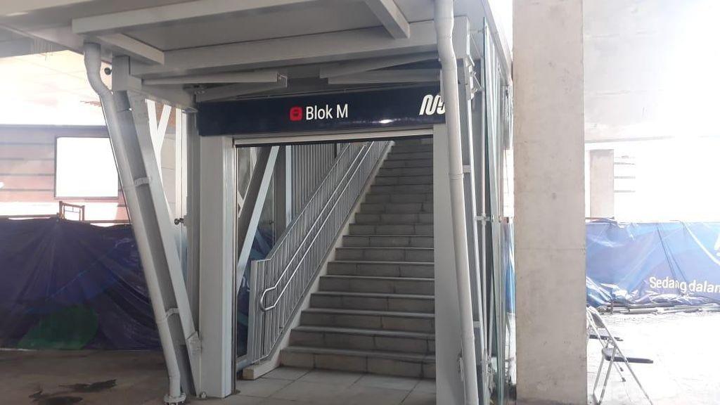 MRT Jakarta Bikin Blok M Plaza Bangkit Lagi