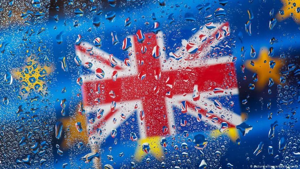 Ekspor Terganggu, Brexit Bikin Inggris Makin Meringis
