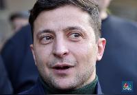 Dari Komedian ke Kursi Presiden, Siapa Volodymyr Zelenskiy?