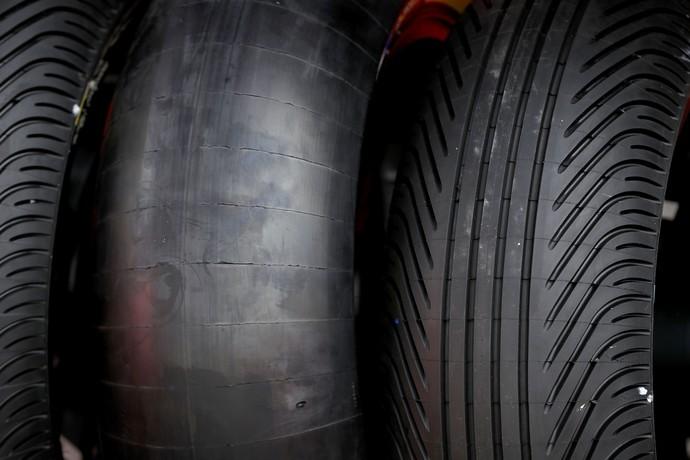 Rahasia di Ban MotoGP