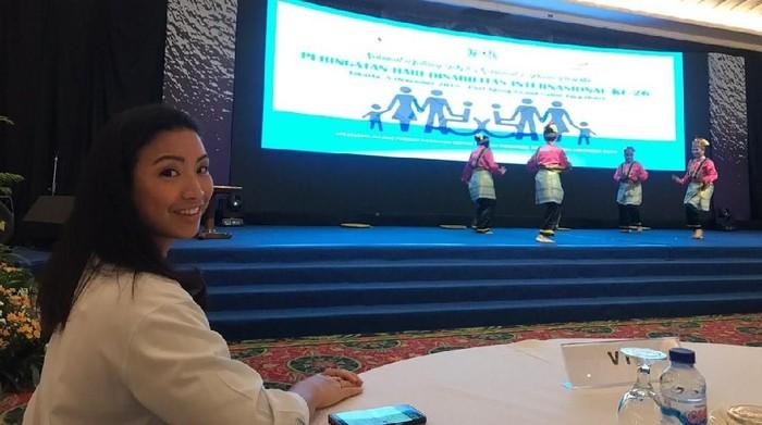 Juru Bicara BPN Prabowo-Sandi, Rahayu Saraswati Djodjohadikusumo