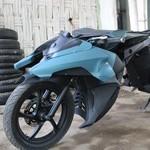 Aris Buat Motor Batman Rp 3 Juta, Sempat Diomeli Istri