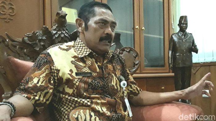 Wali Kota Surakarta, FX Hadi Rudyatmo./Foto: Bayu Ardi Isnanto/detikcom
