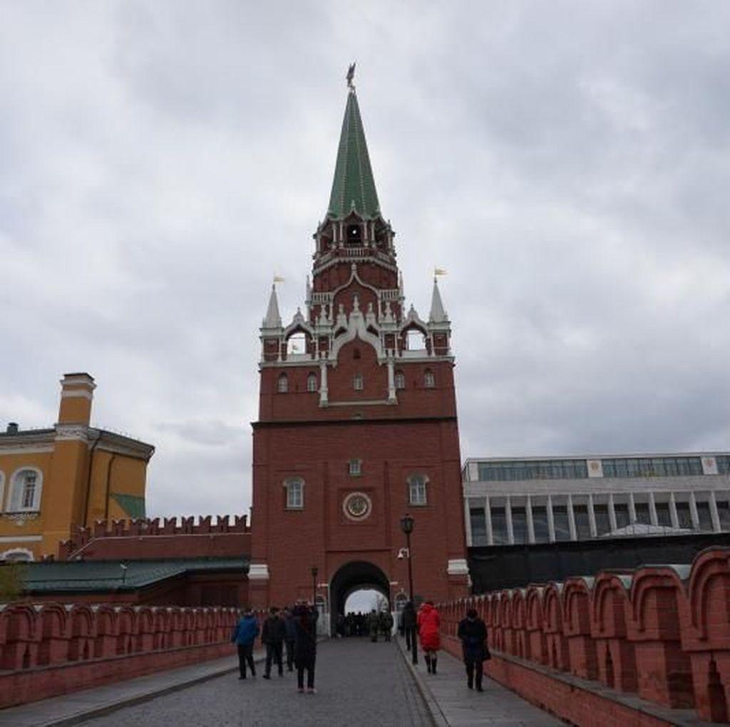 Usai Ampuni Mata-mata, Lithuania-Rusia Bertukar Intel di Tapal Batas