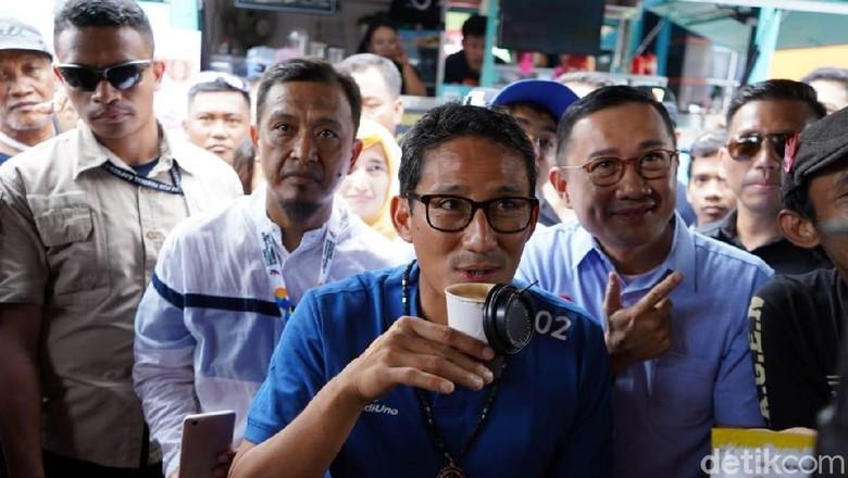 Soal Ibu Negara, Sandiaga: Itu Ranah Pribadi Mbak Titiek-Pak Prabowo