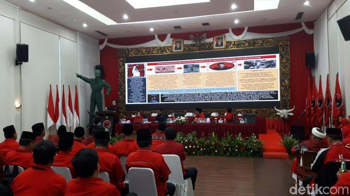 Megawati Soekarnoputri (Faiq Hidayat/detikcom)