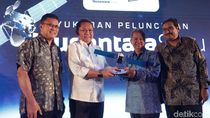 Nusantara Satu Sukses Mengorbit, Internet Merata di Depan Mata