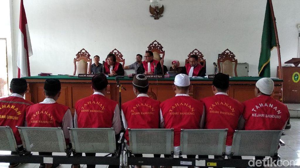 Belum Siap, Hakim Tunda Sidang Vonis Haringga Sirla