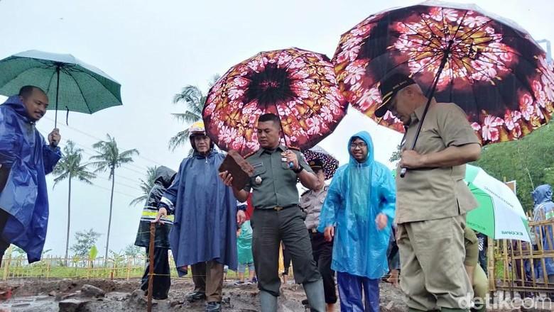 Situs di Tol Pandaan-Malang Bakal Jadi Destinasi Wisata Purbakala