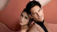 Jessica Iskandar dan Richard Kyle belum lama ini merayakan satu tahun pertemuan mereka.Dok. Instagram/inijedar