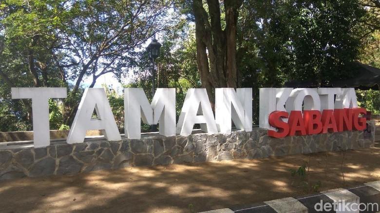 Taman Kota Sabang