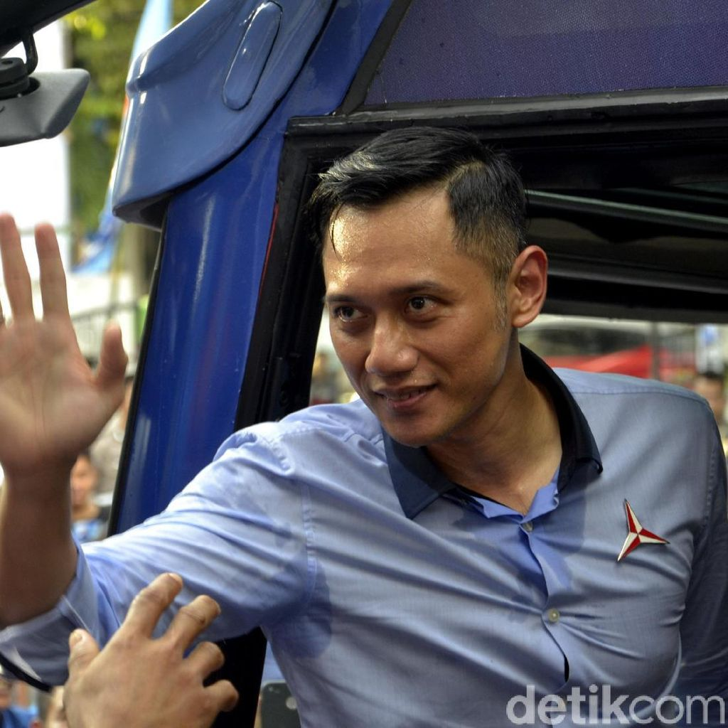 Soal Isu Jadi Menteri Jokowi, AHY: Saya Siap Bila Negara Membutuhkan