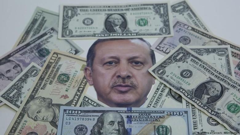 Partai Erdogan Kalah di Istanbul dan Ankara, Lira Turki Anjlok