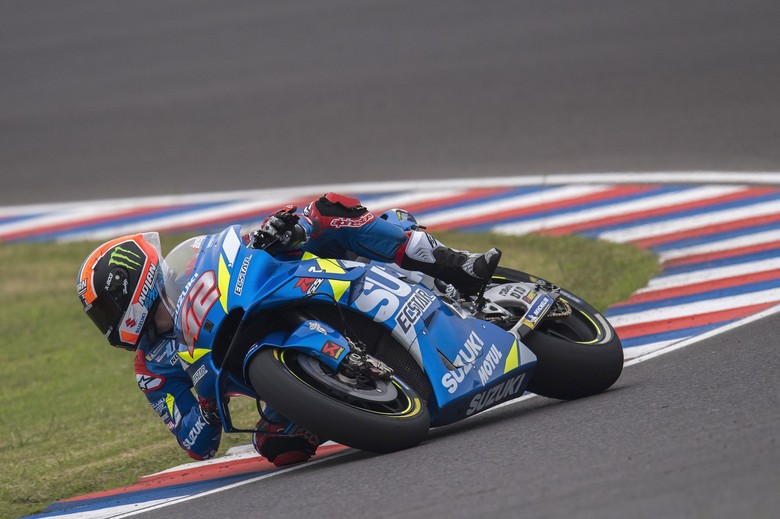 Alex Rins. Foto: Mirco Lazzari gp/Getty Images