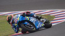 Spesifikasi Suzuki GSX-RR yang Antar Alex Rins Juara GP Amerika